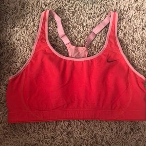 Nike high impact sports bra